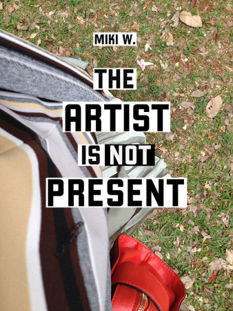 the artist is not present